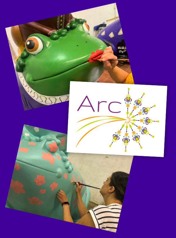 Bringing the One Stockport Frogs to life