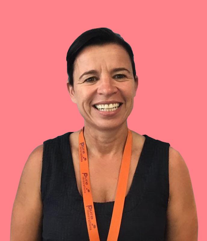 Louise Parrott-Bates