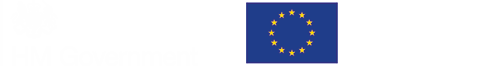 hm goverment logo european union logo
