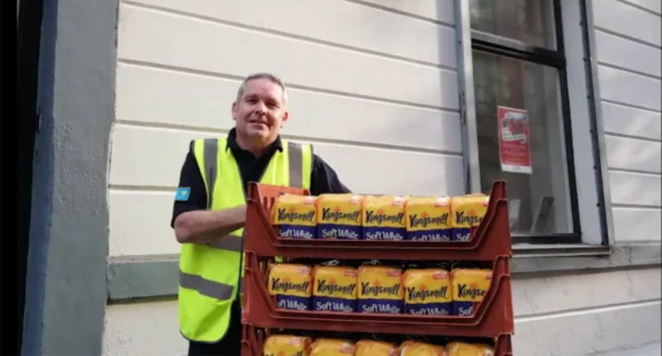 Allied Bakeries' bread donations a 'lifesaver' to Stockport's most vulnerable