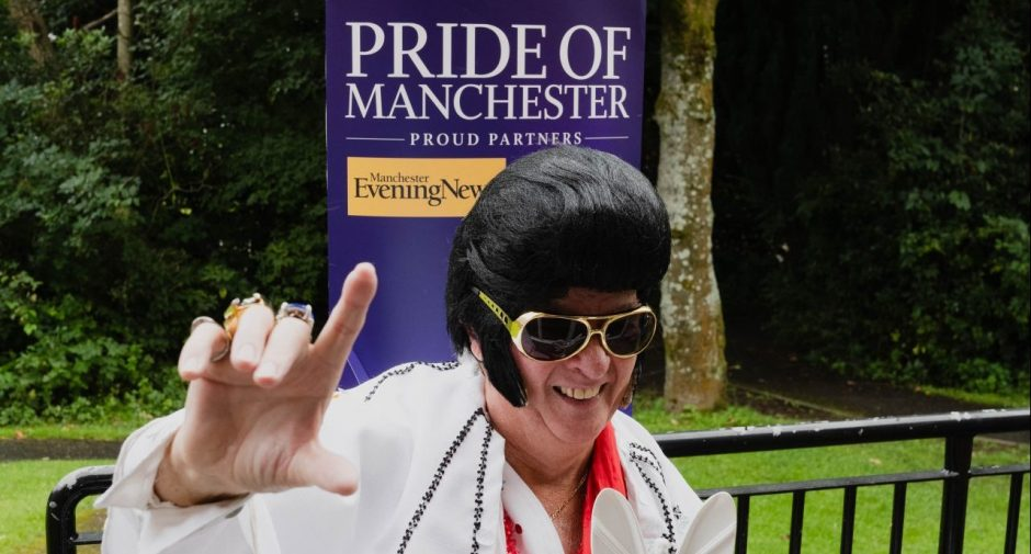 Francis House fundraiser wins Pride of Manchester Award