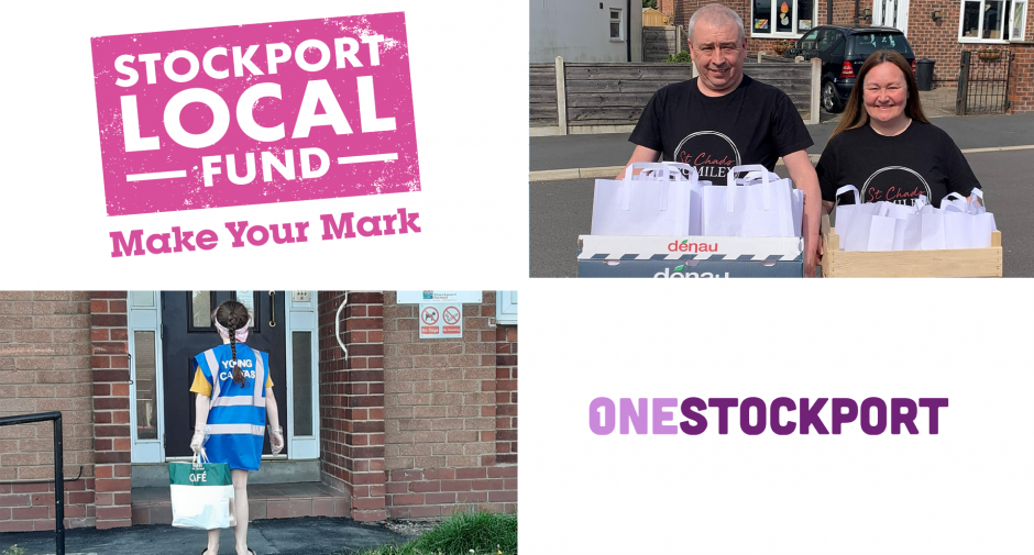 Stockport Local Fund releases further community grants