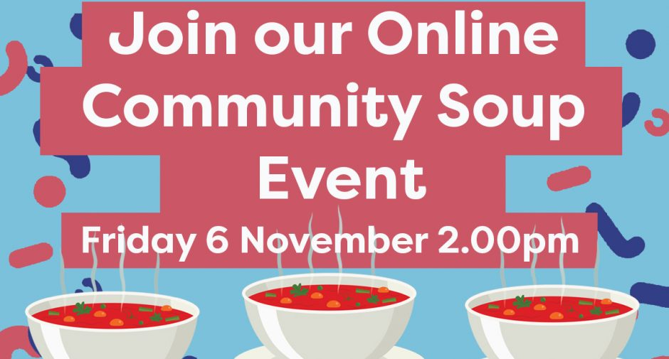 Sector 3 Stockport to hosts its first online community soup event