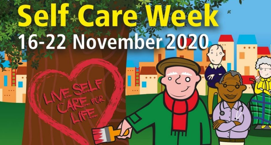 Self Care Week encourages Stockport to adopt healthy lifestyles