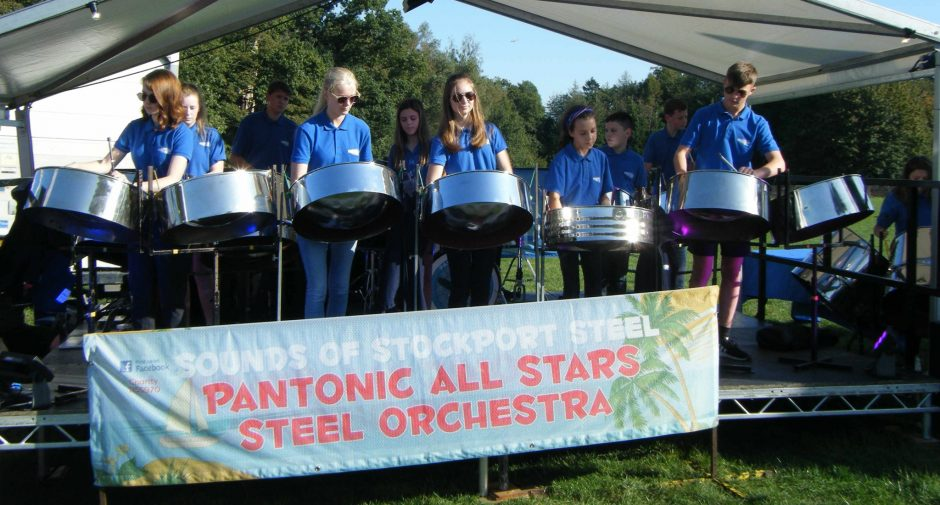 Pantonic All Stars Steel Orchestra launch fundraising appeal