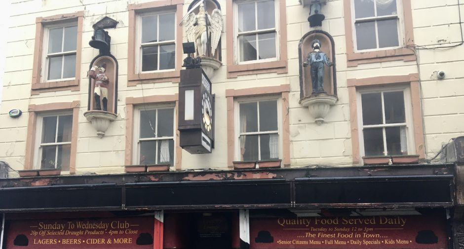 Great times ahead for Winters as work begins to transform iconic building