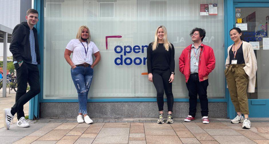 Welcome to Open Door: Stockport's mental health and wellbeing hub