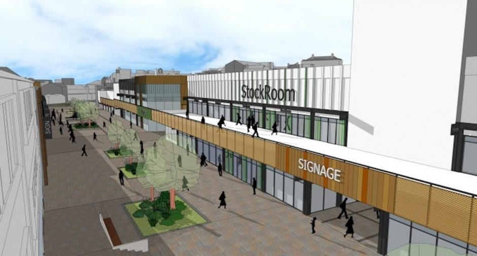 Plans launched for £14.5 million town centre 'Learning and Discovery' store