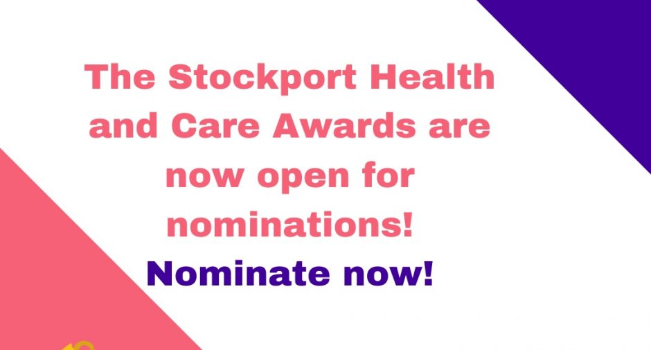 Celebrate Stockport's pandemic heroes in the new Health and Care Awards