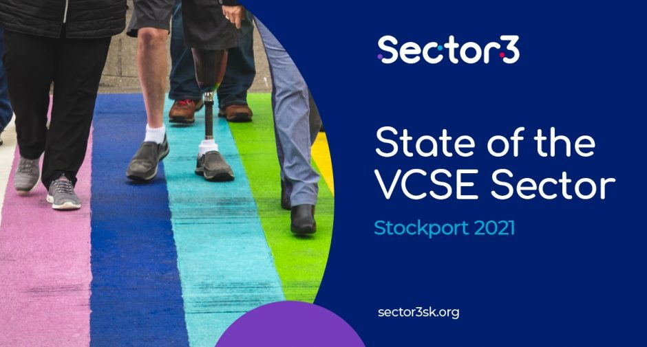 New reportrevealssignificant roleofStockport's VCSE sectorinlocalpandemic response